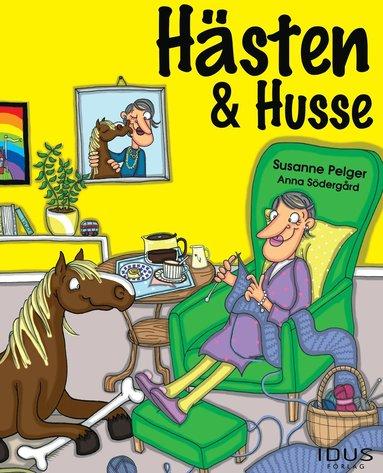 bokomslag Hästen & Husse