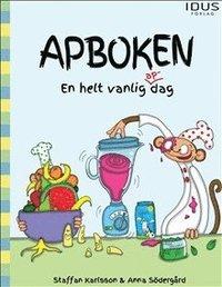 bokomslag Apboken : en helt vanlig ap-dag