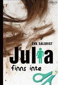 bokomslag Julia finns inte