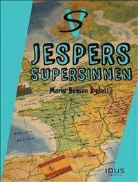 bokomslag Jespers supersinnen