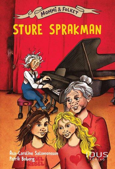 bokomslag Sture Sprakman