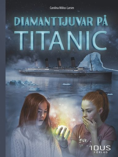 bokomslag Diamanttjuvar på Titanic