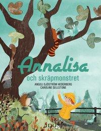bokomslag Annalisa och skräpmonstret