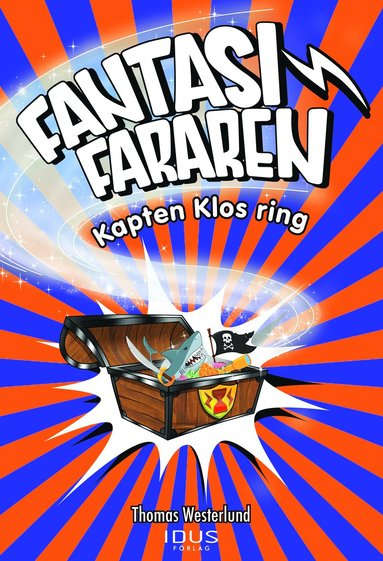 bokomslag Kapten Klos ring