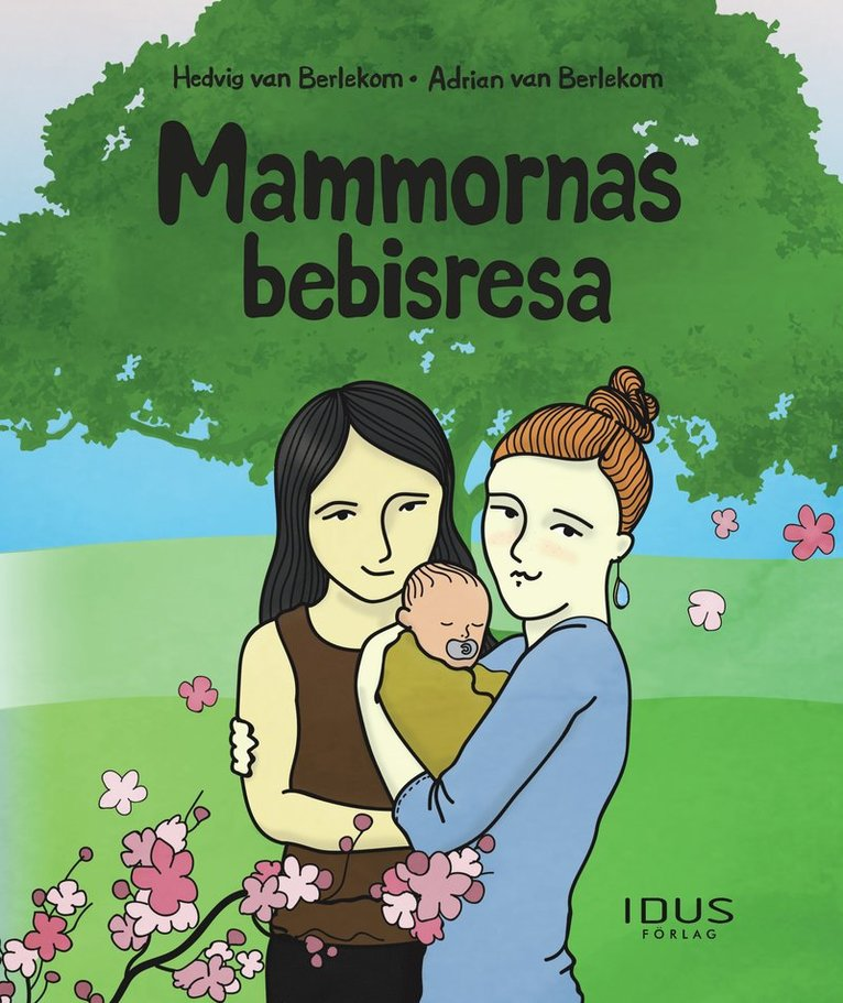 Mammornas bebisresa 1