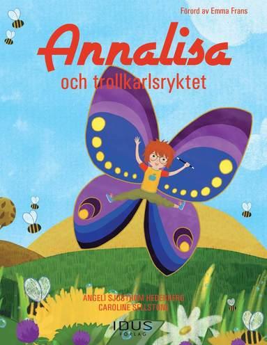 bokomslag Annalisa och trollkarlsryktet
