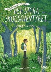 bokomslag Det stora skogsäventyret