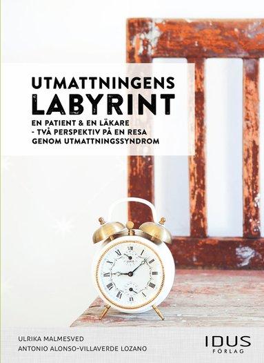 bokomslag Utmattningens labyrint : en patient & en läkare - två perspektiv på en resa