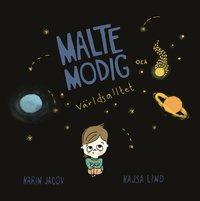 bokomslag Malte Modig och världsalltet