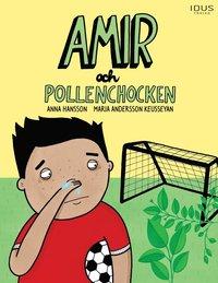 bokomslag Amir och pollenchocken