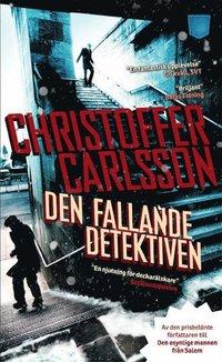 bokomslag Den fallande detektiven