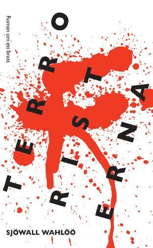 bokomslag Terroristerna