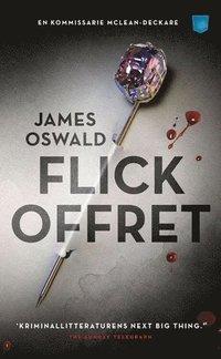 bokomslag Flickoffret
