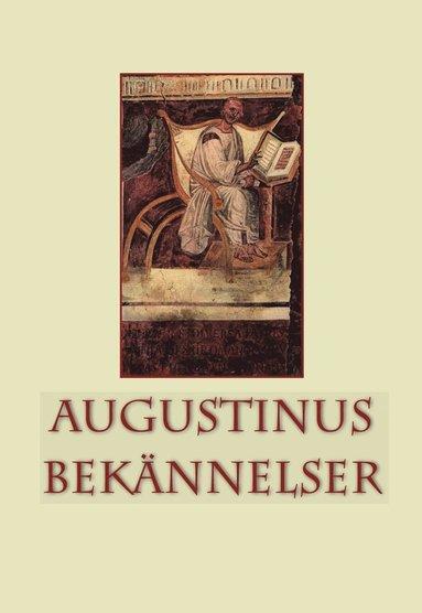 bokomslag Augustinus bekännelser