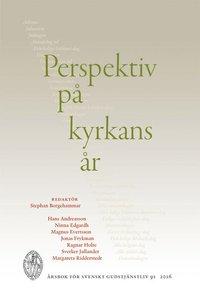 bokomslag Perspektiv på kyrkans år