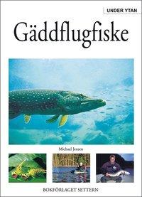 bokomslag Gäddflugfiske - Under ytan
