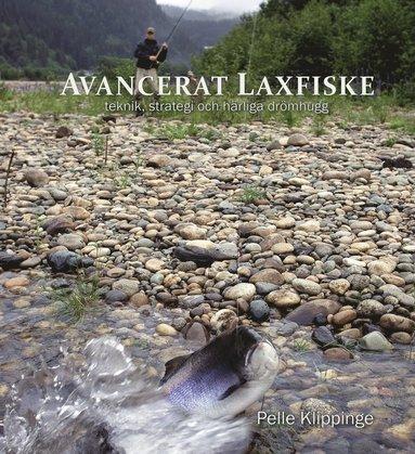 bokomslag Avancerat laxfiske : teknik, strategi och drömhugg