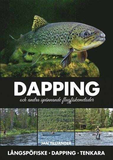 bokomslag Dapping och andra spännande flugfiskemetoder