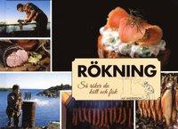 bokomslag Rökning - så röker du kött och fisk