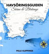 bokomslag Havsöringsguiden. Skåne & Blekinge