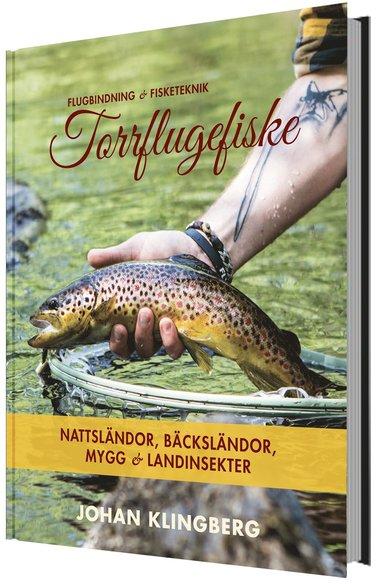 bokomslag Torrflugefiske : nattsländor, bäcksländor, mygg och landinsekter