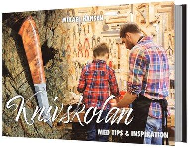 bokomslag Knivskolan - med tips & inspiration