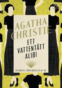 bokomslag Ett vattentätt alibi