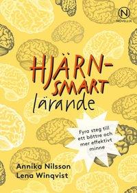 bokomslag Hjärnsmart lärande : Fyra steg till ett bättre och mer effektivt minne