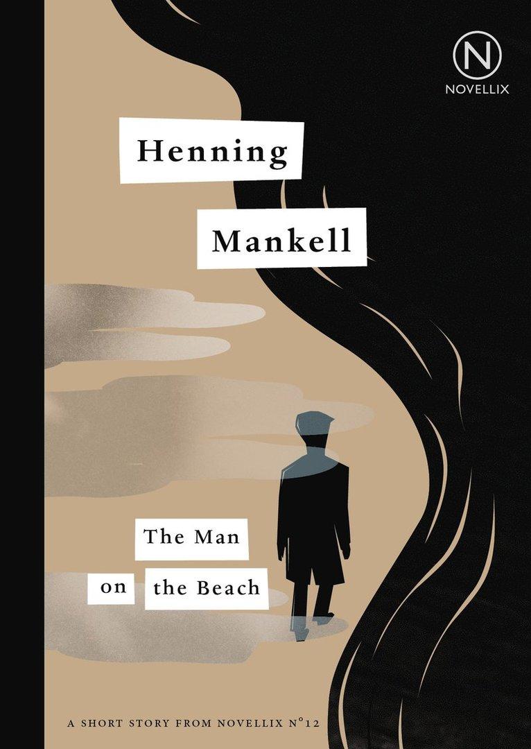 The man on the beach 1