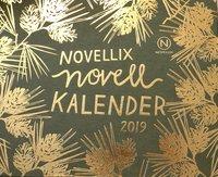 bokomslag Novellix Novellkalender 2019