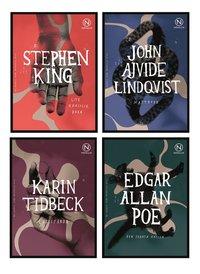 bokomslag Tema skräck - paket med 24 böcker