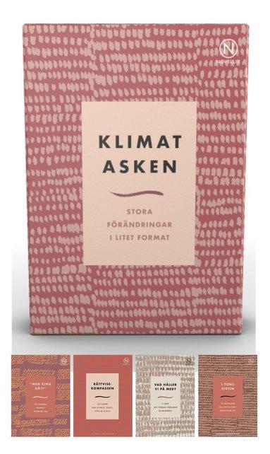 bokomslag Klimatasken : stora förändringar i litet format