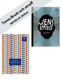 bokomslag Tema Brott och straff - paket med 24 böcker