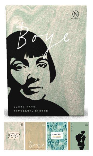 bokomslag Presentask Karin Boye: noveller, dikter