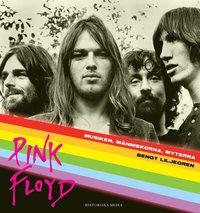bokomslag Pink Floyd : musiken, människorna, myterna