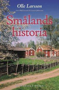bokomslag Smålands historia