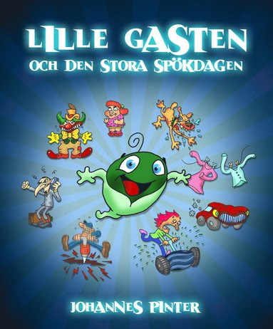 bokomslag Lille Gasten