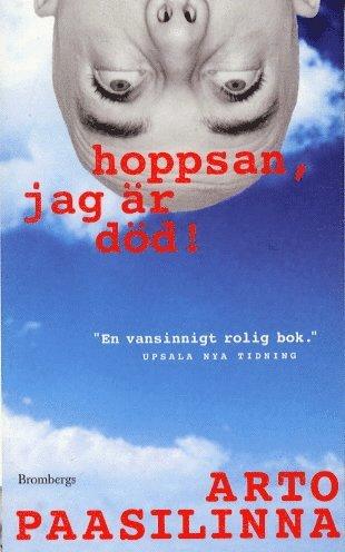 bokomslag Hoppsan, jag är död