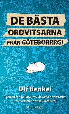 bokomslag De bästa ordvitsarna från Göteborrrg!