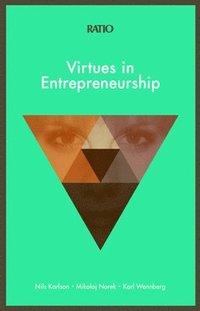 bokomslag Virtues in Entrepreneurship
