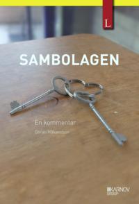 bokomslag Sambolagen : en kommentar