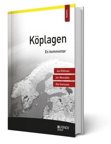 bokomslag Köplagen : en kommentar