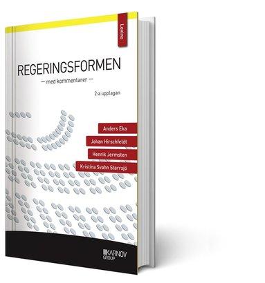 bokomslag Regeringsformen : med kommentarer