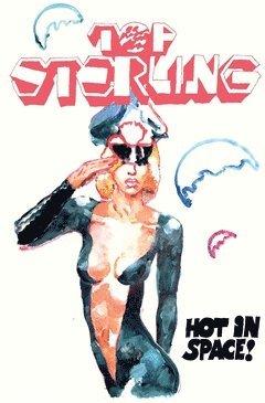 bokomslag Top Sterling - Hot in Space