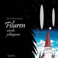 bokomslag Filuren och alla julklapparna