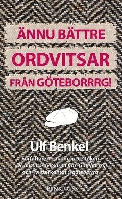 bokomslag Ännu bättre ordvitsar från Göteborrrg!