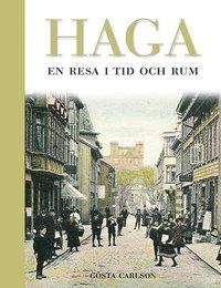 bokomslag Haga : en resa i tid och rum