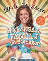 bokomslag Hälsosam familj på 30 dagar