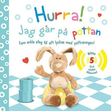 bokomslag Hurra! Jag går på pottan