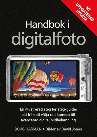 bokomslag Handbok i digitalfoto